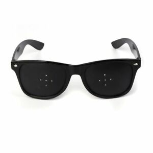 88279153357 Image is loading Anti-Fatigue-5-Holes-Eyesight-Vision-Improve-Pinhole-