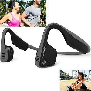 Aftershokz trekz Titanio Bluetooth Inalámbrico Auriculares Conducción ósea