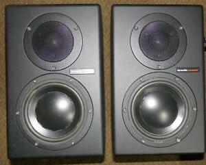 Dynaudio Speakers L55/12A Monitors Stereo Pair