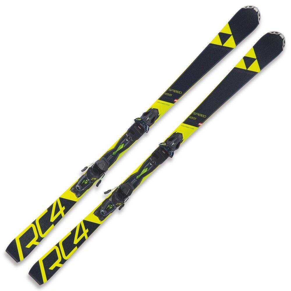 Fischer RC4 Speed  Ski Slalom Carver  Saison 2018 19 (100469)