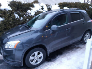 Chevrolet trax Lt. 2016 traction intégrale