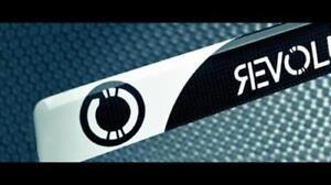 Revolution 430mm Fbl/sans Brosse 3d Carbone Pale Du Rotor Principal/rvob043050