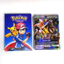 2017 New 20pcs/box Pokemon GX Cards TCG Flash Card Battle Game Trading Card Game