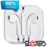 OEM Original Apple EarPod Headset for iPhone 4s 5 5s 6 Plus iPad 2 3 4 Mini Air