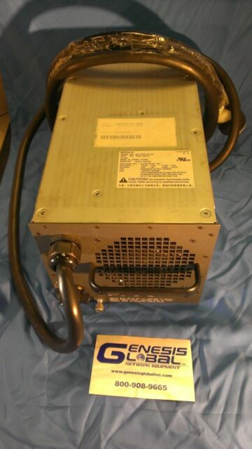 WS-CAC-4000W 4000 Watt AC Power Supply for Cisco 6500 (cable attached)