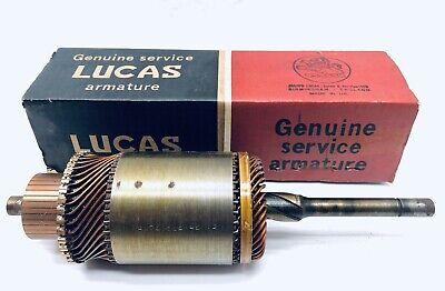 Lucas DRB101C 400051 25D4 Braccio Rotore Rosso Autentico per Austin MG TRIUMPH JAGUAR