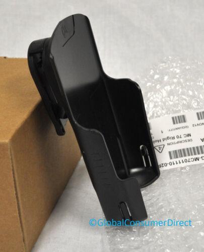 Motorola MC70 MC75 MC75A Rigid Case Clip Holster SG-MC7011110-02R - BRAND NEW!!!