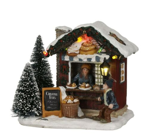LUVILLE Cinnamon buns Weihnachtsdorf HT67 Weihnachtsmarkt Zimtschnecken