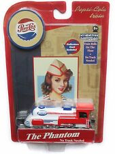 Pepsi-Cola Die Cast Metal Train The Phantom No Track Needed