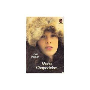 MARIA-CHAPDELAINE-Le-Canada-francais-Famille-en-milieu-rural-de-Louis-HEMON-1954