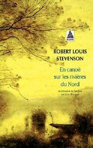 En-canoe-sur-les-rivieres-du-Nord-de-Robert-Louis-Stevenson-Neuf