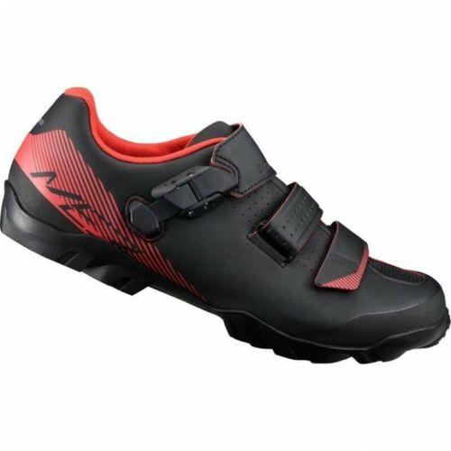 """/""""Shimano ME3 SPD vélo de montagne chaussures taille 42 noir orange"""