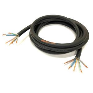 Nexans Titanex H07RN-F 4mm² 3 Core Heavy Duty Rubber HO7 Event Cable Flex