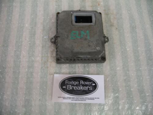 BREAKING L322 Range Rover L322 Headlight Ignitor ballast pack
