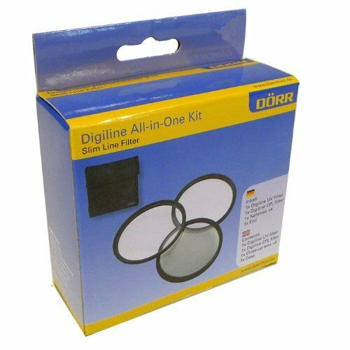 nahlins Dörr digiline All-in-one kit 62mm 2 filtros