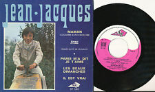 EUROVISION 1969 EP FRANCE JEAN-JACQUES