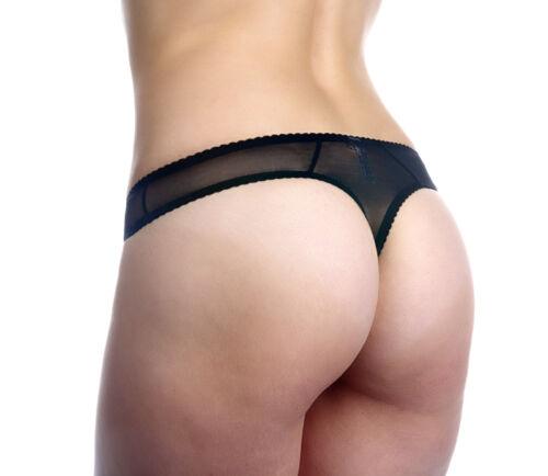 Affinitas Parfait Athena Vintage Lace Thong Lingerie Underwear Panty 3804