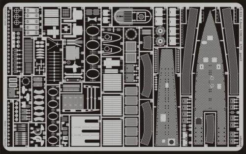 Eduard 1//72 U-boat VIIC//41 Etch for REVELL kit # 53015
