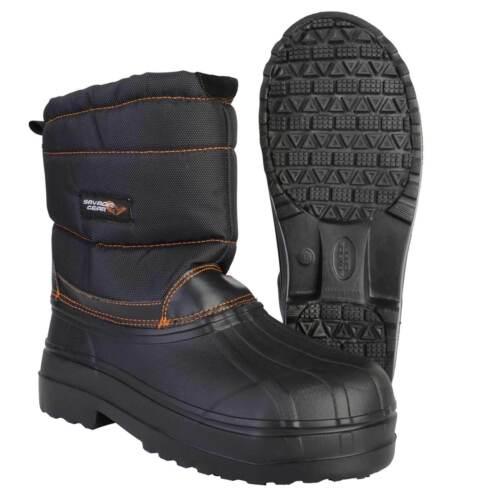 Savage Gear Polar Boot Black Thermo Stiefel Schuh 100/% Wasserdicht Winterstiefel