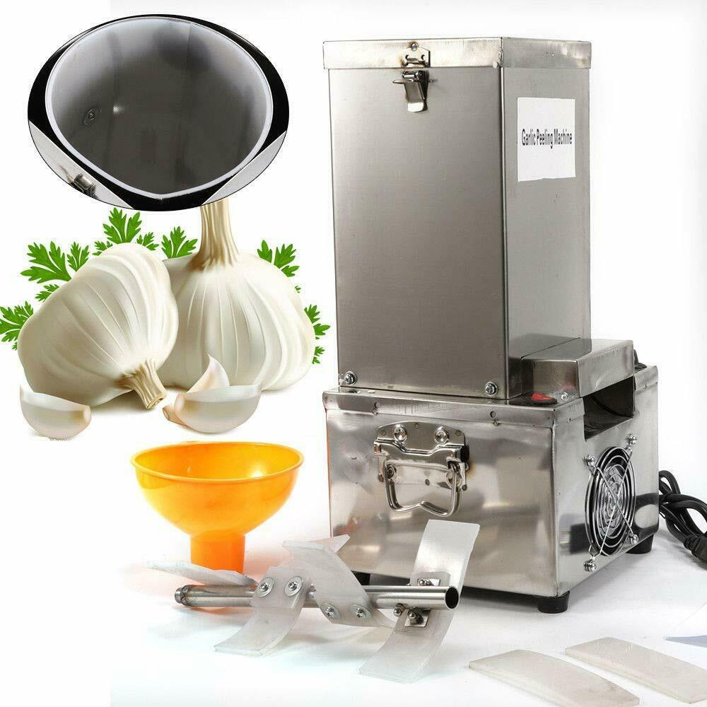 Garlic Peeling Machine Electric Garlic Peeler Household and Commercial
