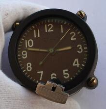 127 Chs USSR Russian Soviet Military Tank Panel Clock 5 Days #43991