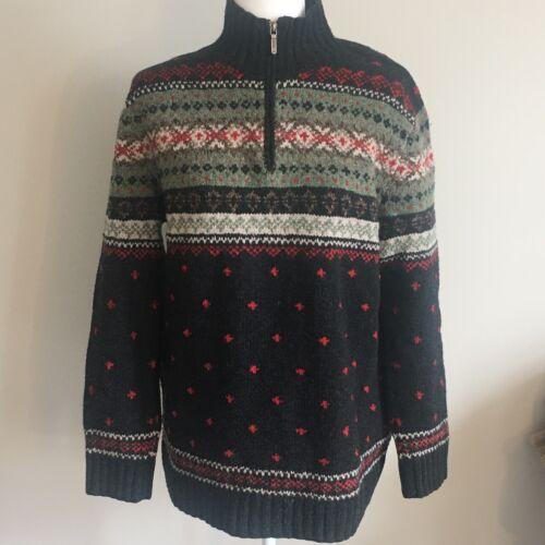 Ralph Lauren Exclusive Hand Knit Lambswool Nordic
