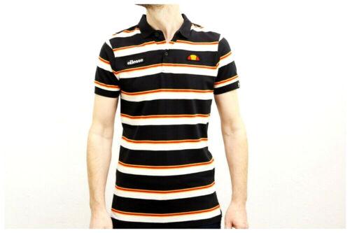 Ellesse Heritage Polo-Shirt-SACA Polo-Black