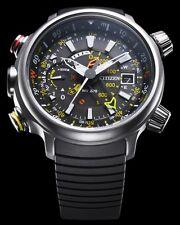 NEW Citizen Promaster Altichron BN4021-02E Eco-Drive Solar Men's Watch F/S JAPAN