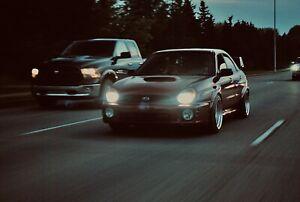 2002 Subaru WRX WRX