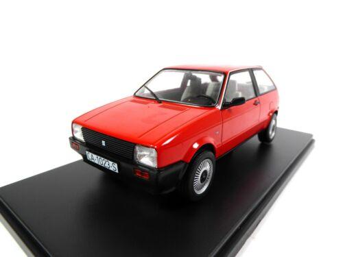 1:24 Salvat Diecast model car E015 Seat Ibiza 1984