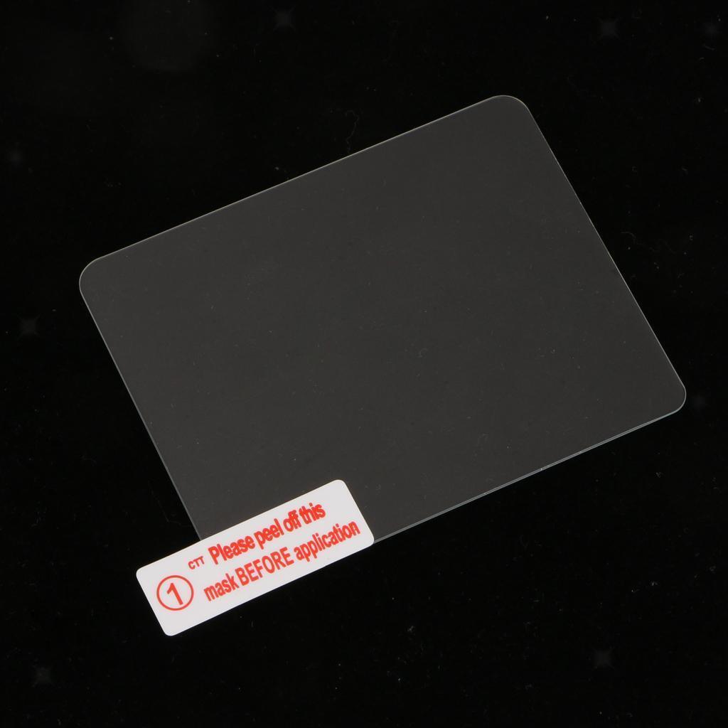 0.33mm 9H Self-Adhesive Optical Glass LCD Screen Protector for Nikon D3400