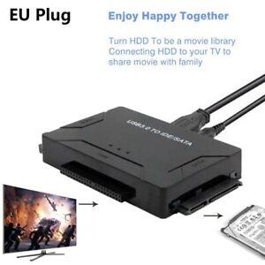 USB-3-0-a-2-5-3-5-5-25-IDE-SATA-Adaptador-de-disco-duro-Cable-conversor-d-8Y