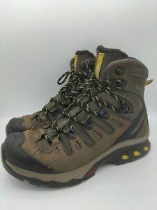 Salomon Quest 4D 3 GTX Hiking Boots - Men's Size 8