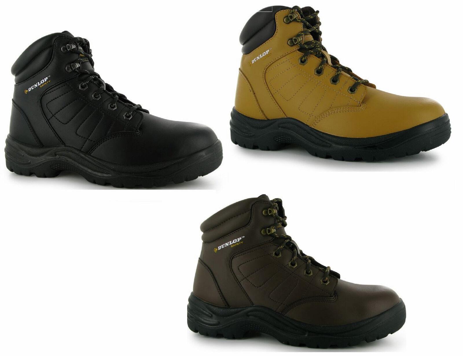 Dunlop Chaussures de sécurité sécurité Bottes Chaussures travail safety chaussures NEUF Dakot