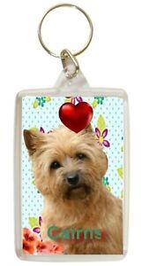 CairnTerrier-Keyring-Key-Ring-Cairn-Birthday-Gift-Xmas-Gift-Stocking-Filler