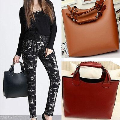 Fashion Women Handbag Tote Purse Shoulder Bag Messenger Leather Hobo Bag Satchel