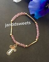 36 Communion Baptism Favors Pink Bracelet Recuerdos De Mi Bautizo Giveaways Girl