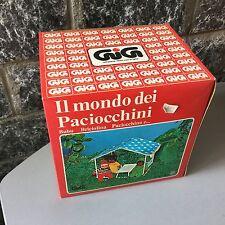 VINTAGE#70s Playset PACIOCCHINI FIAMMIFERINO EL GRECO ULTRA RARE#GAZEBO