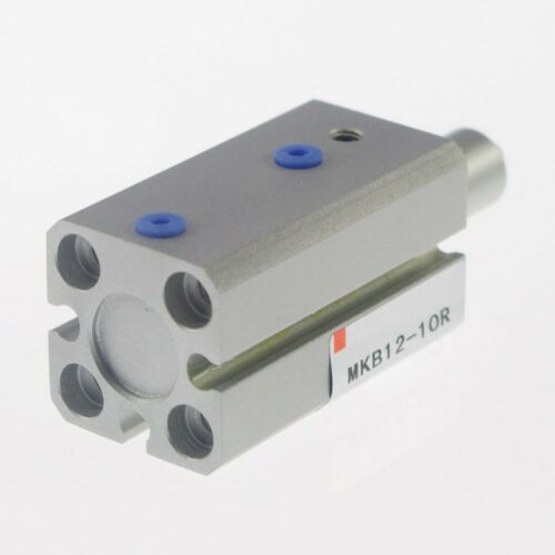SMC MKB25-20R Rotary Clamp Cylinder Bore Size 25mm Rotary Direction Clockwise