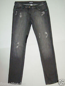 GORGEOUS-SASS-amp-BIDE-CHARCOAL-WASH-LOW-RISE-SKINNY-FIT-DESTROYED-JEANS-28