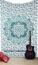 ombre hippie rotonda tappetino yoga spiaggia tiro mandala arazzo tappeto indiano