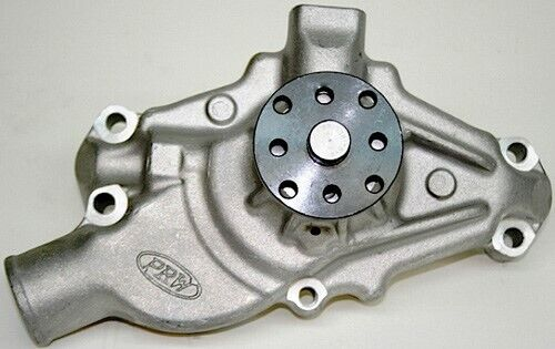 "PRW 1435003 SBC Small Block Chevy Aluminum Water Pump Corvette 71-82 3/4"" Shaft"