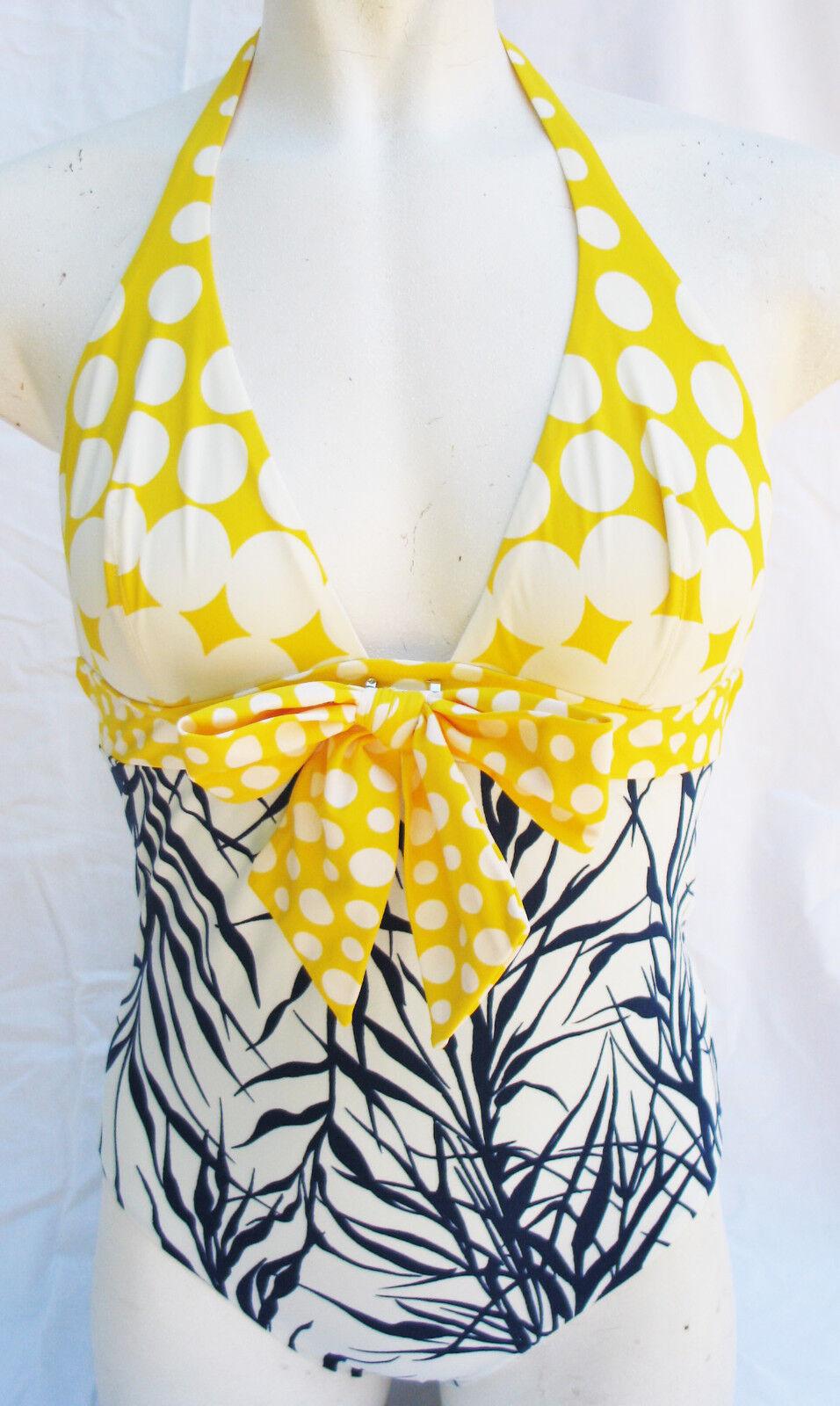 Bañador Andres Sarda Barcelona size S Nuevo small  one-piece swimsuit