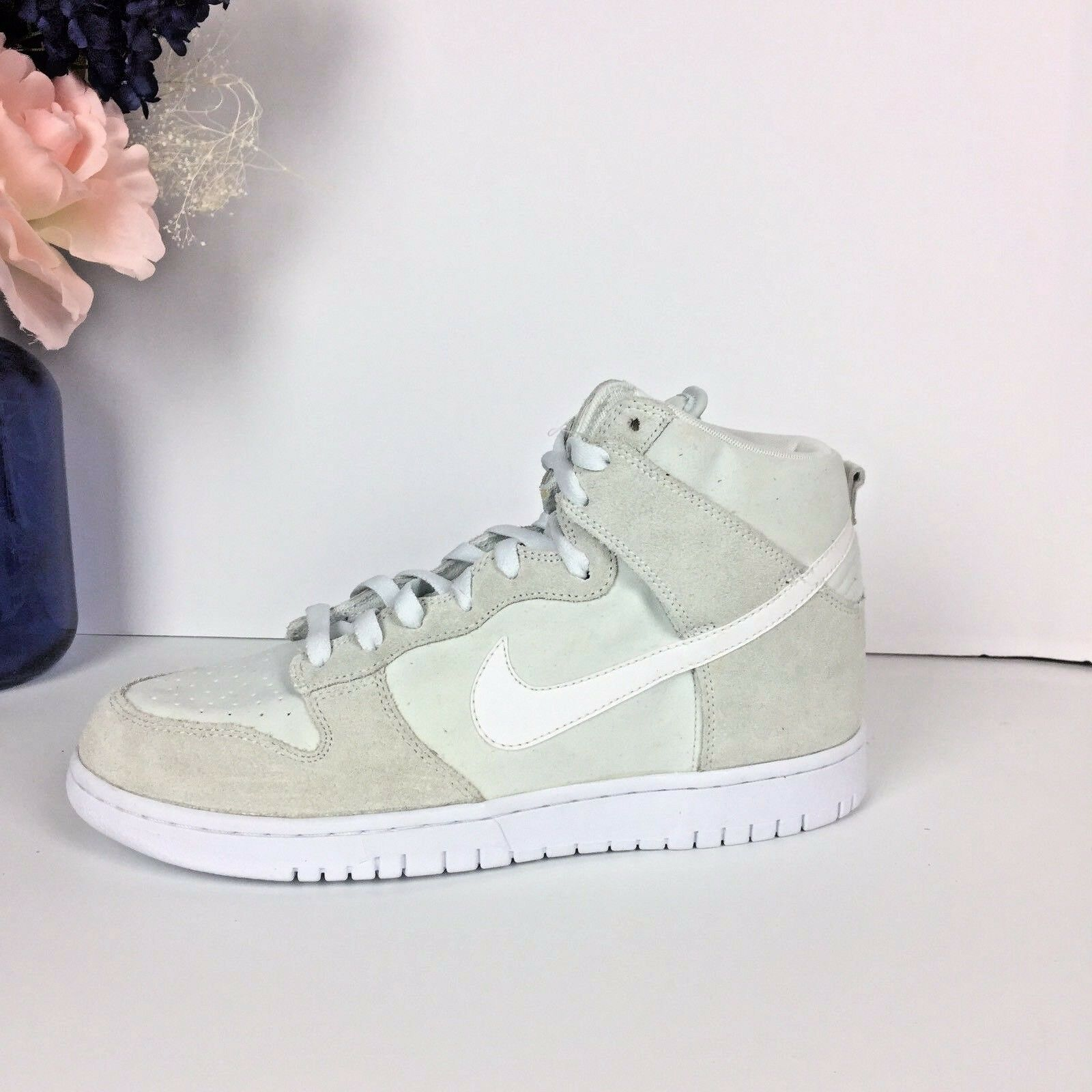 Nike Dunk Hi - Men's Off White White 904233100 Sneakers High Top Basketball