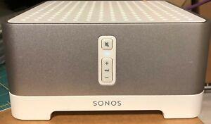 Sonos-Connect-Amp-Digital-Media-Streamer-Light-Gray