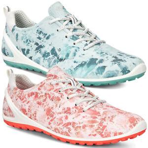 Details zu Ecco Biom Lite 1.2 Ladies Schuhe Damen Sneaker Natural Motion Halbschuhe 802003
