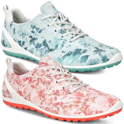 Ecco Biom Lite 1.2 Ladies Schuhe Damen Sneaker Natural Motion Halbschuhe 802003 | eBay