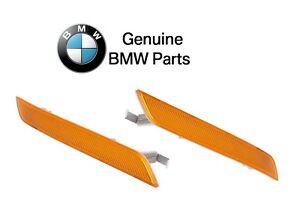 NEW Front Passenger Right Side Marker Reflector Genuine For BMW E70 E71 X5 X6