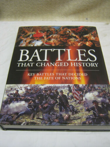 1 of 1 - Battles That Changed History: Key Battles That Decided the Fate of Nations