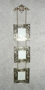 Bombay-Gold-Finish-Ornate-Picture-Frame-Chain-Wall-Hanging-22-034-L